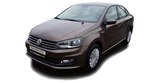 Volkswagen Polo 2015 г. АКПП